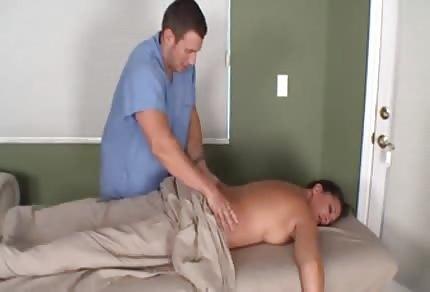Masáž a ojetí MILFky