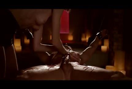 Hardcore masáž