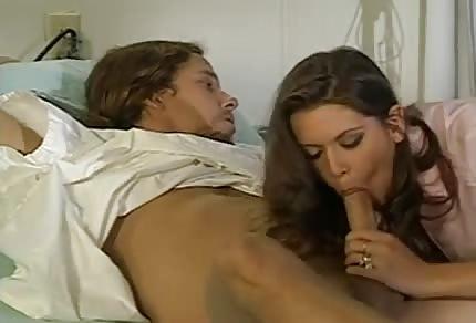 Vylízala pacientovi pořádně péro