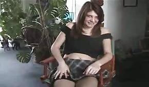 Super prdýlka ukazuje svou kundičku
