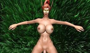 Porno animace ze světa WOW část 4