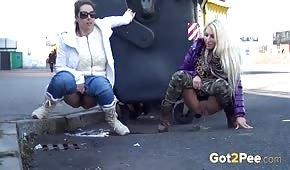 Dívky na ulici
