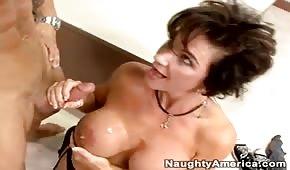 Hot sex milf rád cumshots