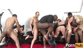 Crazy orgie v podkroví