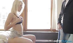 Smyslné porno s bílou srstí
