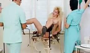 Bláznivé porno v nemocnici