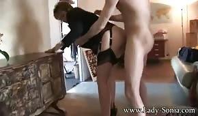 Zralý účetní chce sex s mladým mužem