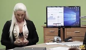Sex během pracovního pohovoru
